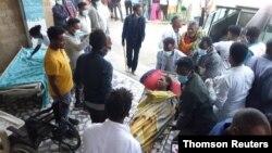 مجروحان حمله هوایی روز چهارشنبه در منطقه تیگرای