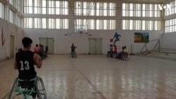 جمنازیوم ورزشی بامیان٬ مکان برای دور نگه داشتن جوانان از مواد مخدر