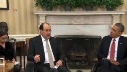 美國和伊拉克領導人討論打擊基地組織