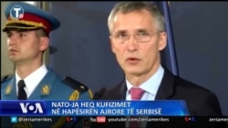 Nato heq kufizimet mbi hapesiren ajrore te Serbise
