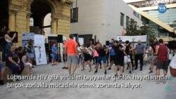 """""""Lübnan'da AIDS Hala Tabu"""""""