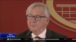 Presidenti i Komisionit Evropian viziton Shkupin