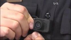 Американські поліцейскі носитимуть мікро відеокамери