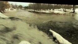 Peligro de inundaciones en Nueva York