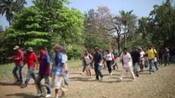 Viacrucis del Migrante permanece en su mayor parte en México