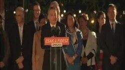 匈牙利總理歐爾班當選連任