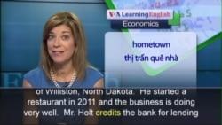 Anh ngữ đặc biệt: Bank of North Dakota (VOA)