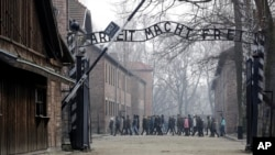 Освенцим (Аушвиц)-Биркенау