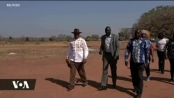 Mkutano wa Machar na Kiir wazaa matunda