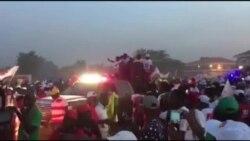 Fim da campanha eleitoral na Guiné-Bissau