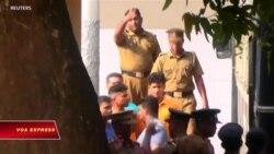 Sri Lanka loan báo vãn hồi trật tự sau tình trạng bạo loạn