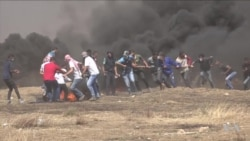 Gaza Protests Continue as Palestinians Mark 'the Disaster'