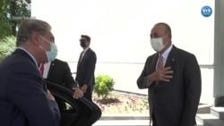 Çavuşoğlu Kureyşi ve Malki ile BM'ye Gidiyor