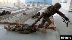 Trening markazi, Kobul