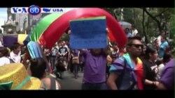 Những cuộc diễu hành đồng tính và lễ hội diễn ra trên khắp nước Mỹ
