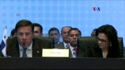 Obama pide a Latinoamérica mirar al futuro