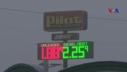 Giá xăng ở Mỹ tuy rẻ nhưng bất lợi cho nhà sản xuất