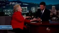 Ekonomistler Hillary Clinton'u Tercih Ediyor