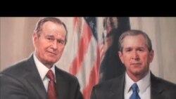 美国万花筒: 小布什总统纪念图书馆开幕
