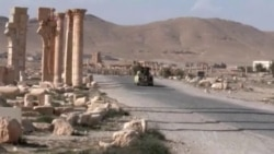Palmyra Restoration Begins in Syria