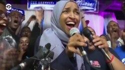 Рашида Тлаиб и Ильхан Омар победили на праймериз в своих штатах