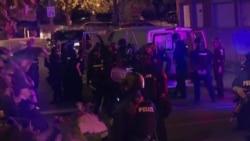 肯塔基州路易维尔因警察意外射杀非裔女子而引发的抗议持续发酵