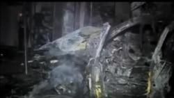 2013-10-13 美國之音視頻新聞: 伊拉克汽車炸彈襲擊 14人死