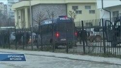 Pripadnici kosovske policije na severu Kosova, uhapšene četiri osobe