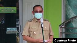 Plt Wali Kota Medan, Akhyar Nasution. (Courtesy: Humas Pemkot Medan)