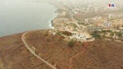 Սենեգալի Մամել սարը, վրան տեղակայված փարոսի աշտարակն ու շրջակա լողափերը երկրի այցեքարտն են