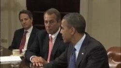 财政悬崖谈判又增变数 共和党人提出B计划