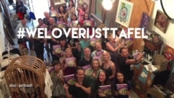 Penulis Buku Resep Masakan: Jeff Keasberry Indo-Belanda