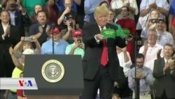 Trump, Rewşa Sîyaseta Navxweyî ya Amerîka û Hilbijartinên Mijdarê
