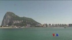 ၿဗိတိန္၊ စပိန္နဲ႔ Gibraltar ကၽြန္း