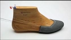Perusahaan Rintisan Buat Sepatu dari Botol Plastik Bekas