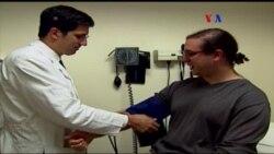 Chequeo anual para hipertensión