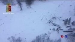 地震引發雪崩 意大利一酒店被掩埋