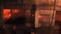 孟加拉工厂大火致百多人死亡