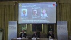 Científicos británicos ganan Nobel de Física