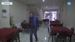 Restoran ve Kıraathane İşletmecileri Sıkıntılı