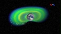 NASA khám phá bí ẩn vành đai bức xạ Van Allen