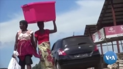 COVID-19: Rotina em Malanje mudou muito para os seus residentes