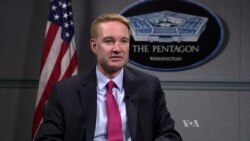 VOA Interview With Deputy Assistant Secretary of Defense Carpenter