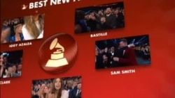GRAMMY AWARDS VIDEO