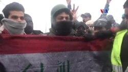 Իրաքում շարունակվող բողոքի ցույցերը սպառնում են նոր արյունահեղությամբ