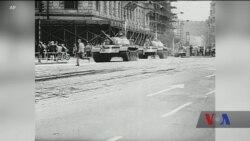 Що змінилося? 50 років з часу радянського вторгнення у Чехословаччину. Відео