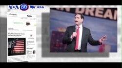 Ứng viên Rubio dùng thẻ tín dụng công vì mục đích cá nhân (VOA60)