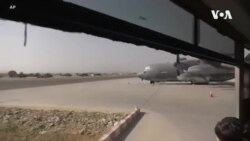 Afghanistan NATO Europe -- USAGM