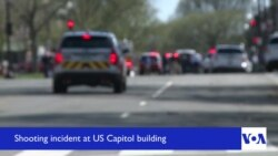 Shooting Incident Briefly Shuts Down US Capitol