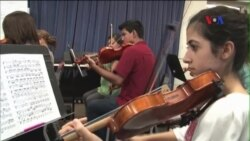 Nhạc giúp trẻ em trong cảnh nghèo đạt thành tích tốt hơn tại trường học